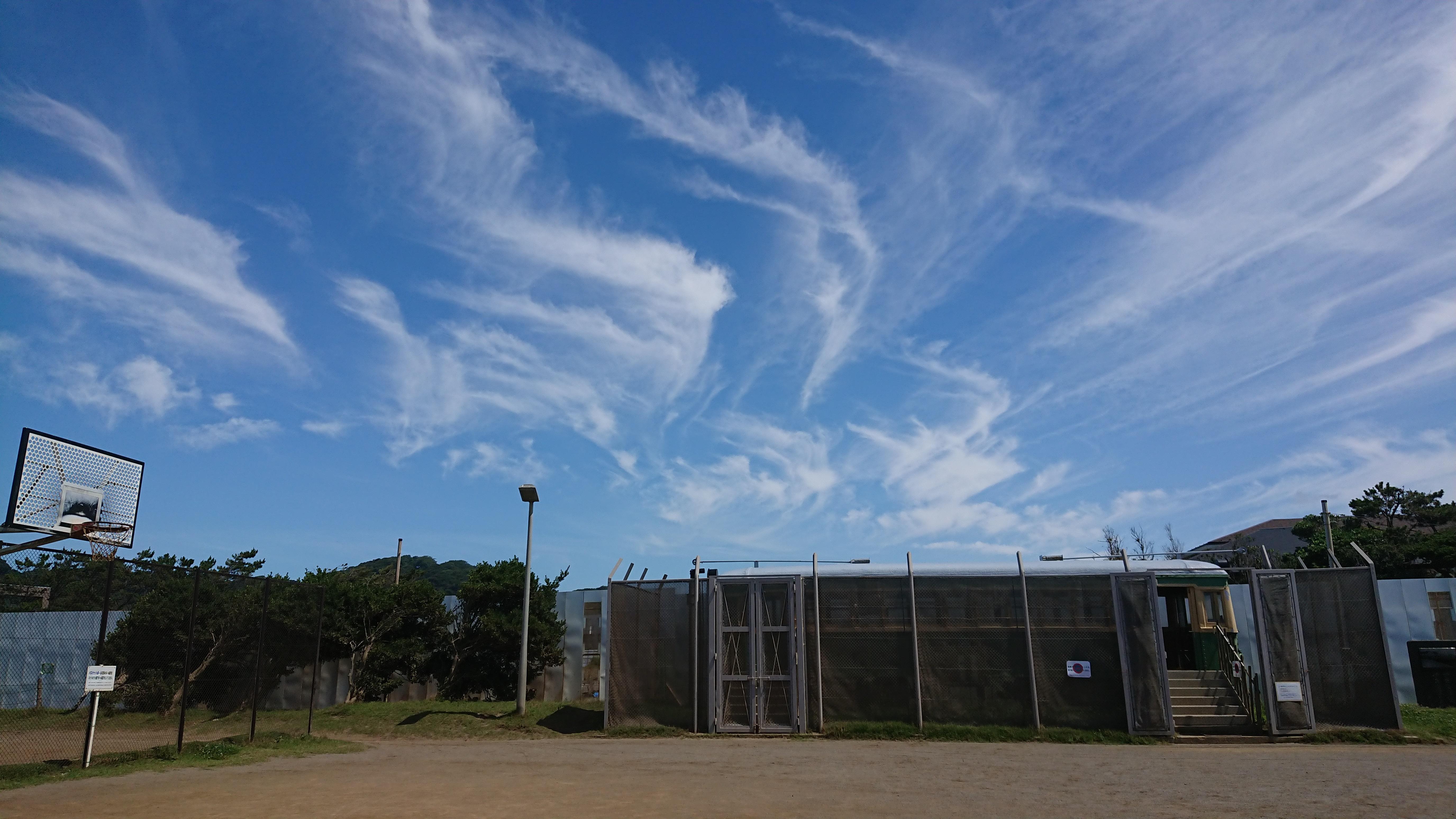 いい加減な雲